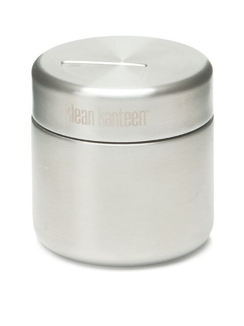 Klean Kanteen Food Canister 8oz (237 ml) Stainless (Borstad finish)